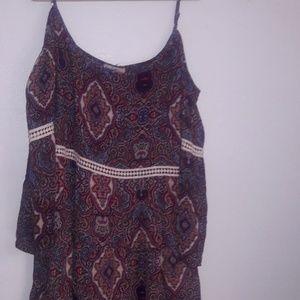 Dresses & Skirts - Summer 70's style dress